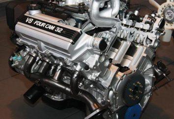 Silnik V8: charakterystyka, zdjęcia, schemat, urządzenie, objętość, masa. Samochody z silnikiem V8