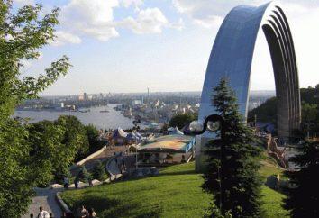 Elegante capitale dell'Ucraina: il tandem di antico e moderno