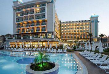 Hotel Luna Blanca Resort & SPA 5 * (Turcja, Side): recenzje, opisy i recenzje