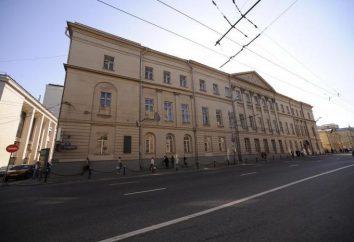 Museo di Architettura: foto e recensioni. Museo di Stato di Architettura di nome A. V. Schuseva