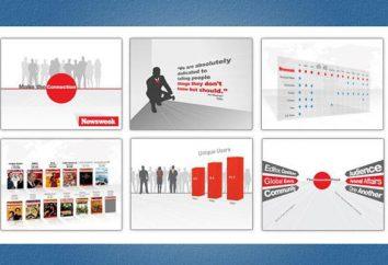 Diseño de la presentación: Sugerencias para crear