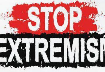 Vandalismo e vandalismo – uma forma de extremismo: punição, responsabilidade e prevenção