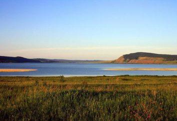 Le village de Pearl, Shira (lac): Histoire et description