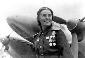 Héroe de la Unión Soviética Maria Ivanovna