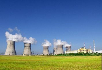 Rivne centrale nucleare – una delle più sicure centrali nucleari in Ucraina