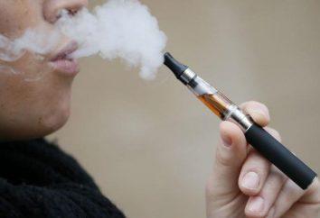 La glicerina en los cigarrillos electrónicos: propiedad, daño y beneficio, comentarios