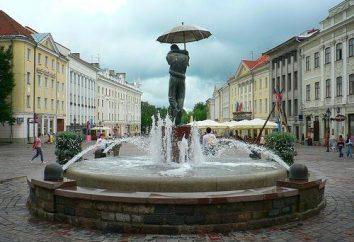 Starożytne i tajemnicze atrakcje Tartu