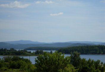 Per un lago della regione di Chelyabinsk è meglio andare a rilassarsi?