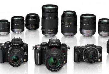 """Câmeras """"Panasonic"""": visão geral, modelos, instruções, comentários"""