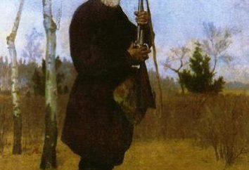"I. S. Turgenev, ""The Bear"". caratteristiche Biryuk"