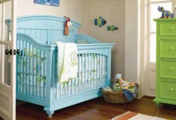 O que é mobiliário para o recém-nascido? Regras para a escolha de mobiliário para o recém-nascido