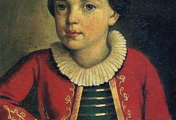Biografie Lermontov: das Wichtigste im Leben des Dichters