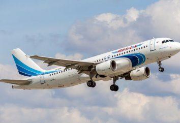 """vettore aereo o compagnia aerea LLM """"Yamal"""""""
