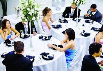 Co wybierasz konkurs na weselu przy stole?
