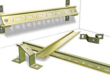 Montagem ferroviário: montar armários de parede