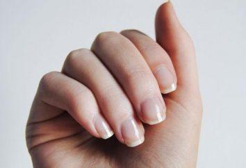 Bagni per una rapida crescita delle unghie. Effettivamente, rapidamente e splendidamente