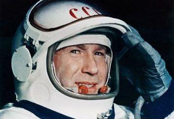 Kosmonauta Leonow – bohater kosmonautyki światowych
