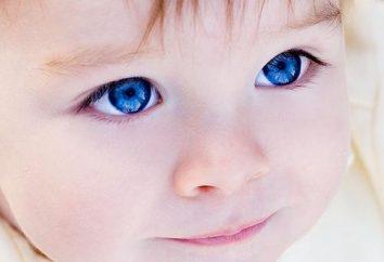 Suppurantes yeux de l'enfant: ce qu'il faut faire si vous ne pouvez pas visiter un ophtalmologiste