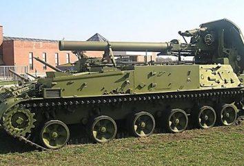 """""""Tulipan"""" (ACS). Samojezdny 240-mm moździerz 2S4 """"Tulip"""""""