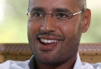 Saif al-Islam Kadhafi: biographie et faits