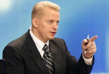 Ernest Mackevicius. I volti della televisione russa