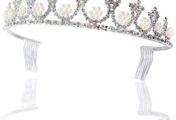 Tiara für die Braut – Stil und Eleganz