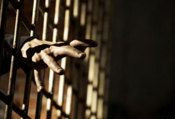 Ausstellende lebenslange Haft. Das Strafgesetzbuch der Russischen Föderation
