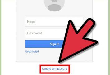 """Los detalles sobre cómo crear su cuenta en el """"Android"""""""
