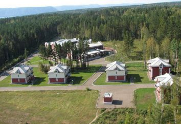 "Irkutsk, Sanatorium ""Elektra"": descrizione, foto e recensioni"