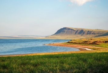 Jezioro Uchum Krasnojarsk Territory