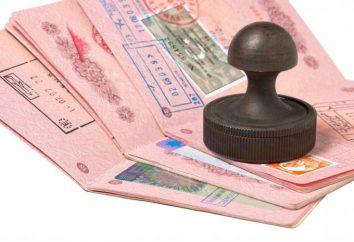 Amostra preenchimento do questionário para um visto Schengen. Instruções para o preenchimento do questionário para um visto Schengen