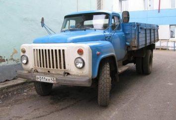 Valve GAZ-53: Regolazione. camion