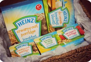 """Kashi """"Heinz"""": Los comentarios y recomendaciones para la preparación de"""