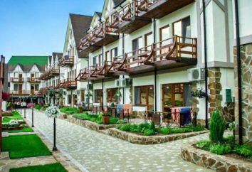 """Hôtel """"Alpine Valley"""", Alushta: description, emplacement, nombre et commentaires"""