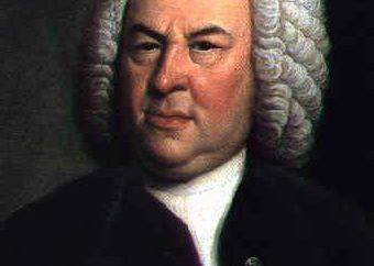 Johann Sebastian Bach. Biographie des Komponisten