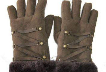 Warum nehmen die Handschuhe aus? Oneiromancy