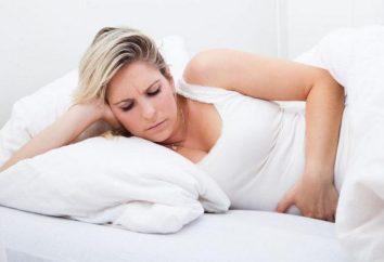 Causa del mal funcionamiento mensual, síntomas y tratamiento