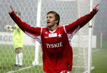 El centrocampista polaco Blaschikovskiy Yakub