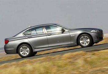 Jak poznałem swoją drugą miłość – BMW 520 Model
