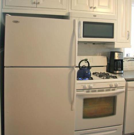 puedo poner una nevera al lado de la estufa On cocina y refrigerador juntos