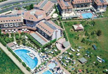 Hotel Primasol Hane Family Resort Hotel 5 * (Turquia): descrição e opiniões de viajantes
