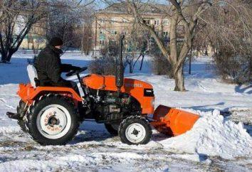 """""""Uralets"""" Mini-tracteur – technique polyvalent disponible"""