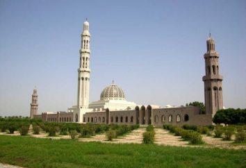 inspirujące stolicy Omanu – Maskat
