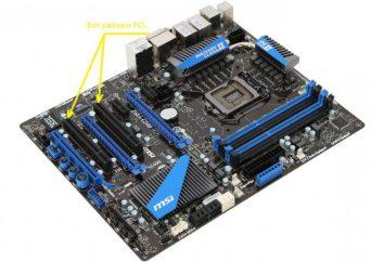 PCI-dispositivo – ¿qué es? Tarjeta PCI