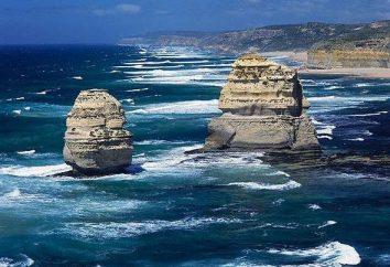 La natura misteriosa dell'Australia