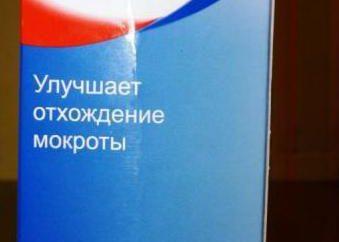 """Wdychanie dla dziecka z """"Lazolvanom"""". """"Lasolvan"""" do inhalacji dla dzieci: instrukcję obsługi, dawkowanie, opinie"""