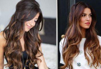 Jak zrobić Ombre na włosy samodzielnie? urządzenia do malowania