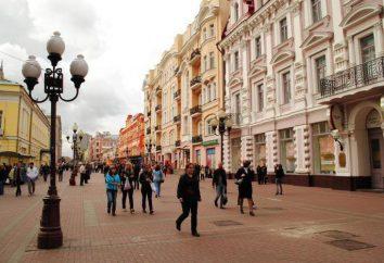 Ile ulic w Moskwie – najpopularniejsze tytuły, najbardziej niezwykłe i ciekawe ulicach stolicy
