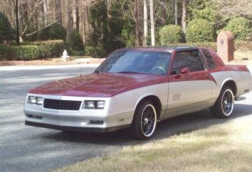 Chevrolet Monte Carlo – niezawodny i stylowy samochód