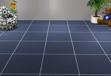 Azulejos de chão – revestimento eficaz e confiável